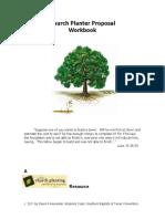 Chplnt Proposal Workbook