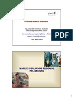 11. Manejo de residuos Peligrosos.pdf