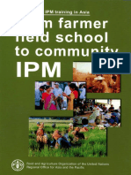 2002 From Farmer Field School to Community IPM