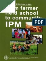 2002 From Farmer Field School to Community IPM