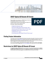 Dhcp Option 82 Remote Id Format