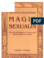 Randolph, Pascal Beverly - Magia Sexualis