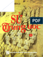 Sử Trung Quốc - Từ Năm 960 Đến Năm 1911 - Nguyễn Hiến Lê