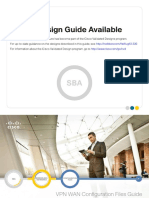 Cisco SBA BN VPNWANConfigurationFilesGuide-Feb2013