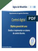 Control Digital u1