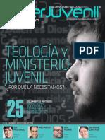 Líder Juvenil 25 - Tecnología y Ministerio Juvenil