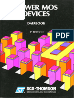1988 SGS Power MOS Devices Databook