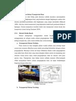Metode Dan Sistem Transportasi Ikan