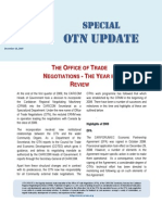 Special OTN Update (the Year 2009 in Review) 2009-12-22