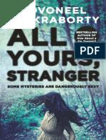 All Yours, Stranger_ Some Myste - Novoneel Chakraborty