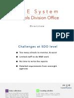SDO M&E System1