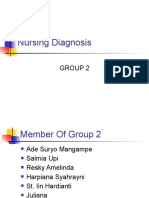 Nursing Diagnosis Group 2
