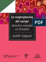 SM80-Salgado-La Reapropiación Del Cuerpo
