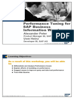 Performance Tuning for SAP Business Information Warehouse_0