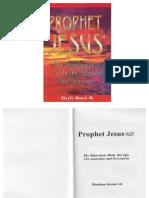 Prophet Jesus
