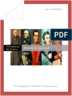 Apuntes de Historia de América II