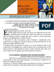 HORA SANTA Con San Pedro Julián Eymard. La Eucaristía Necesidad Del Corazón de Jesús (13)
