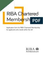 Rib a Uk Chartered Form