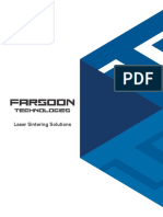 Farsoon Machine Booklet 2015