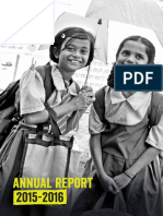 Plan India Annual Report 2015-16