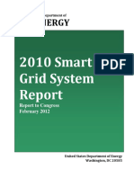 2010 Smart Grid System Report