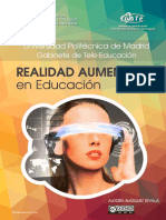 Realidad Aumentada Educacion
