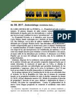 La Propiedad Privada en Pico e Zamuro