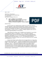 Hacker ADF Letter
