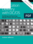 Application Delivery With Mesosphere DCOS