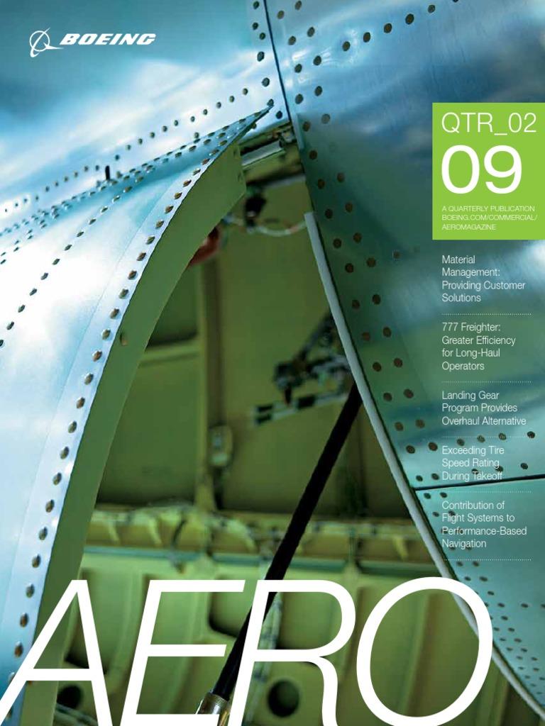777 AERO Q209 Takeoff
