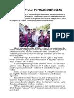 Arta Portului Popular Dobrogean Girls Team