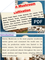 Button Mushroom Cultivation Detailed Project Report, Profile, Business Plan, Industry Trends, Market Research, Survey, Cultivation Process, Machinery, Raw Materials, Feasibility Study, Investment Opportunities, Cost and Revenue, Plant Economics, Working Capital Requirement, Plant Layout, Cost of Project, Projected Balance Sheets, Profitability Ratios, Break Even Analysis