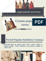 Costum Popular Rusesc