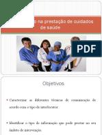 PPTS_UFCD_6559_Comunicação Na Prestação de Cuidados de Saúde_Excerto