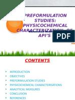 Studi Preformulasi 7