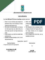 contoh pakta integritas.doc