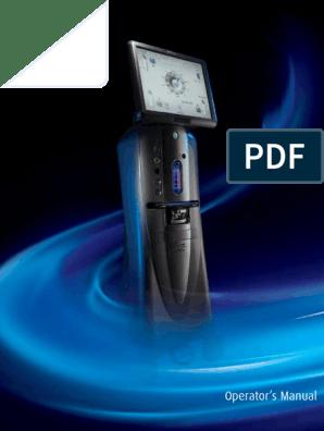 Bausch & Lomb Stellaris Phaco Machine - User manual pdf   Surgery