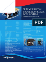 Seaeye Falcon NEW