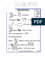 Escola- Cartas Enigmáticas