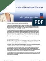 National Broadband Network - Fact Sheet
