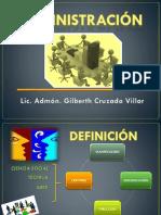 Clase 2- Introducción Administración