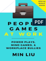 People Games at Work_ Power Pla - Min Liu