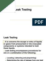 14-Leak Testing Short