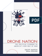 Drone Nation - Geoff Martin