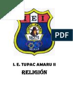 Insignia de Tupac Amaru
