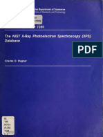 Nist Spectroscopy