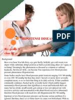 Hipotensi Disease.ppt