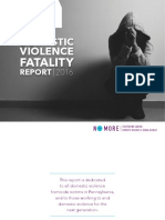 Domestic violence-related deaths in Pa.