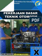 Buku Pekerjaan Dasar Teknik Otomotif Kelas X SMT1