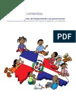 Cuaderno de contenido para la prevención del trabajo infantil